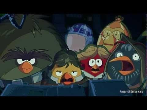 Angry Birds Star Wars Cinematic Trailer Ninos