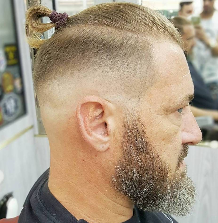 50 Classy Haircuts And Hairstyles For Balding Men. Burst Fade ...