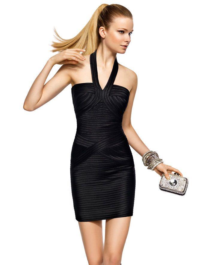 Pronovias präsentiert Ihnen das Modell Zafiro aus der Kollektion Kurze Festkleider 2013.   Pronovias