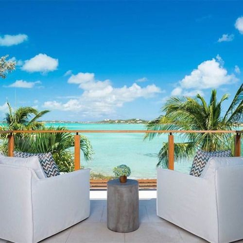 D8mart Com Beachfront Turtle Tail Estate Turks And Caicos Islands Architecture Luxo Mansion T Luxury Real Estate Turks And Caicos Turks And Caicos Islands
