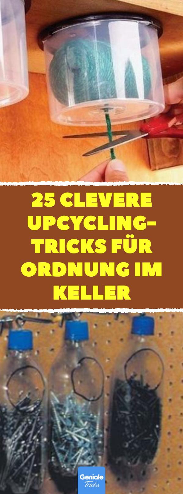 Photo of 25 Tricks, um Werkzeug clever aufzubewahren.