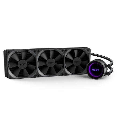 Kraken X72 Liquid Cooling Kit For Full Mid Size Cases Offers Max