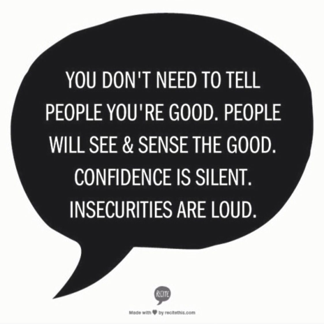 Good People Quotes: Good People Do Amazing Things And Rarely Mention It