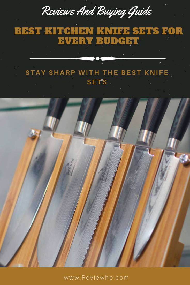 Best Kitchen Knife Sets For The Money 2020 Reviews Reviewho