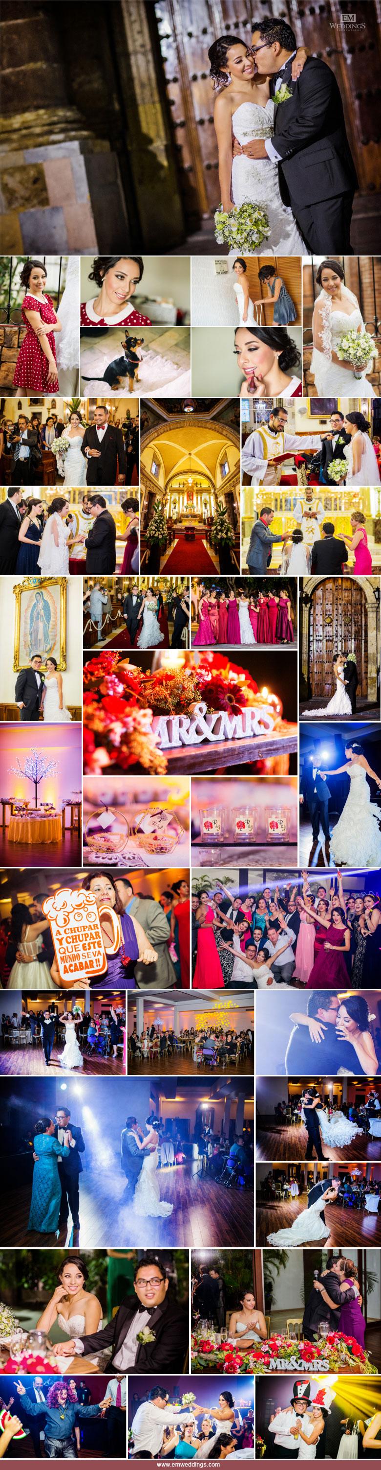 Wedding in Guadalajara, México Los Cabos Wedding