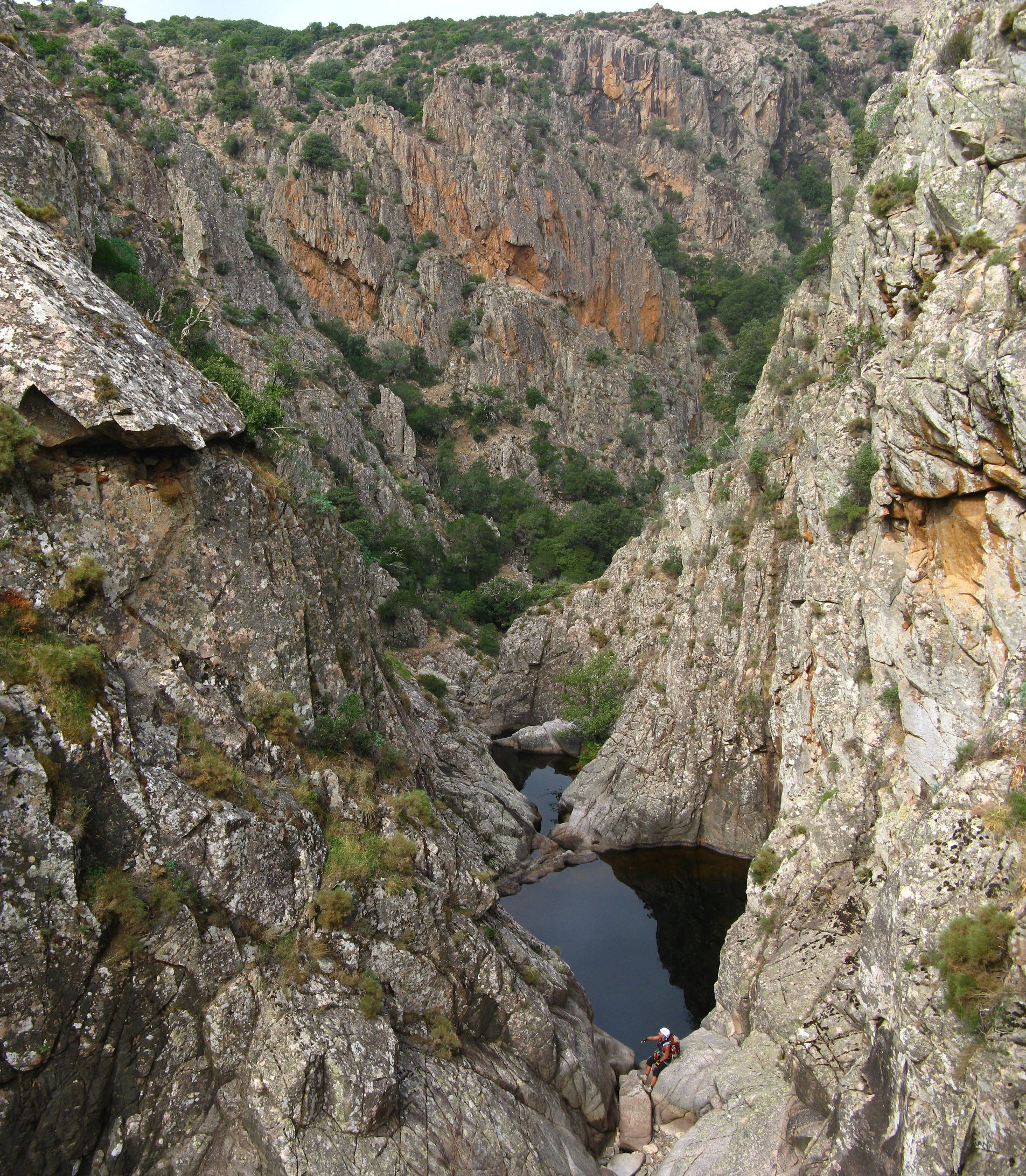 Piscina Irgas, Villacidro, Sardinia, ITALY Sardinia