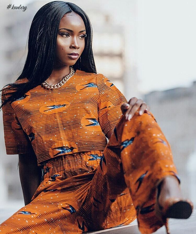 b377bf4e29e Great Ways To Rock African Prints This Month   Aissata Diallo s Edition