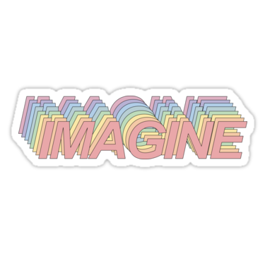 Imagine Dragons Sticker By Gracero In 2021 Hydroflask Stickers Tumblr Stickers Bubble Stickers
