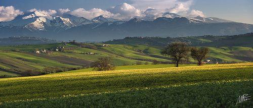 Vista sui Sibillini | Flickr – Condivisione di foto!
