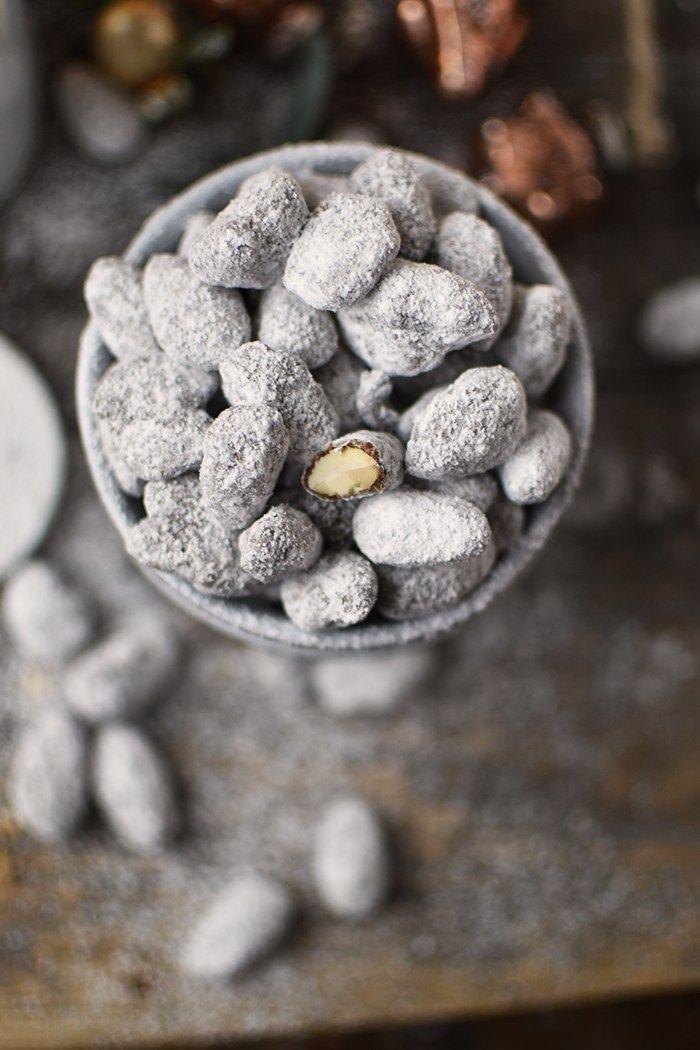 Schoko-Mandeln und andere Geschenke aus der Küche ⋆ Knusperstübchen #gebranntemandeln