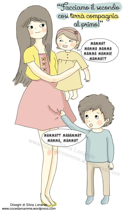 Vignetta sul secondo figlio 7365abb87507