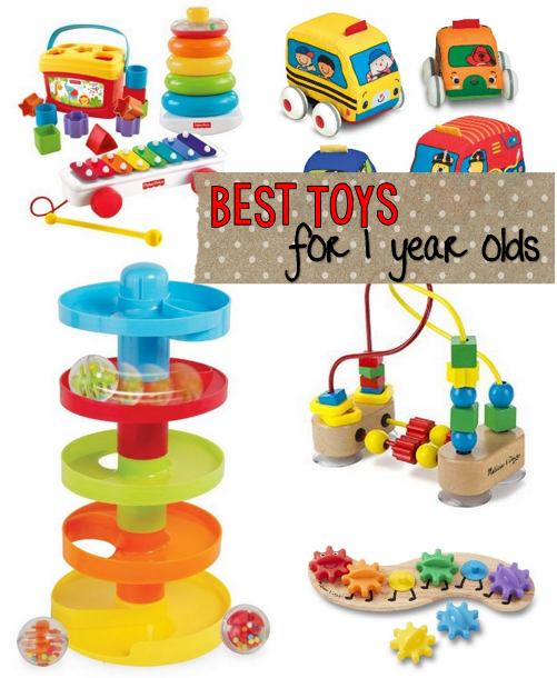 Not Sure What Toys To Get Your One Year Old Heres A Great List Of Twin Tested Mom Approved The 9 Best For 1 Olds