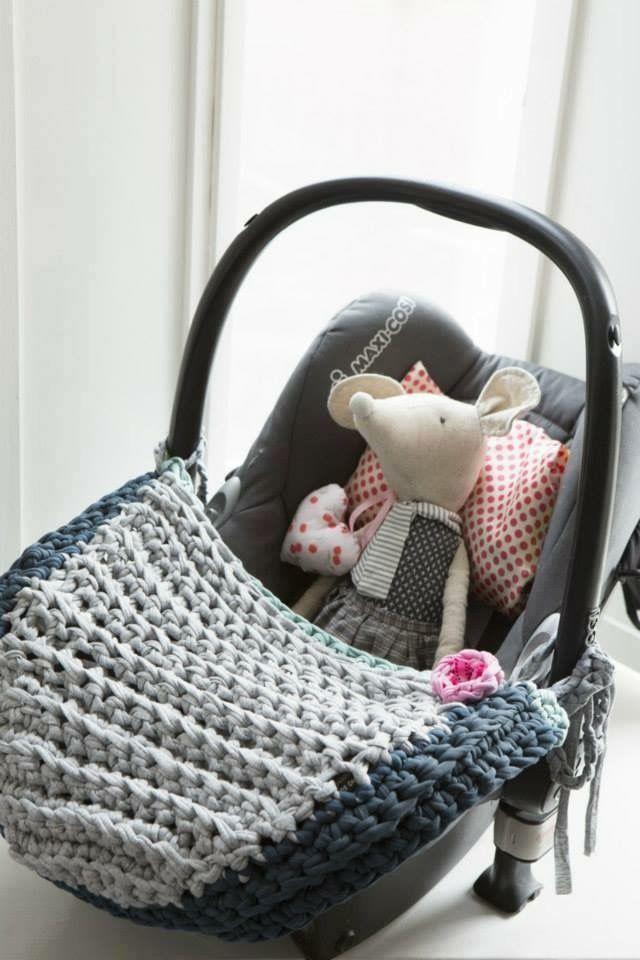 Pin von hookedbyannmarie auf Car seat tent | Pinterest | Häkeln ...