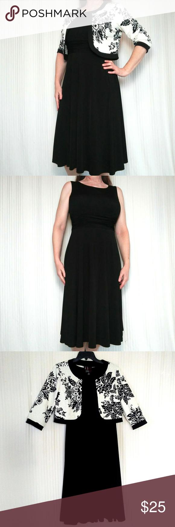 R K 2 Piece Dress Black Sleeveless Dress With Empire Waist Dress Has Some Stretch To It Can Be Worn Alone Piece Dress Clothes Design Black Sleeveless Dress [ 1740 x 580 Pixel ]