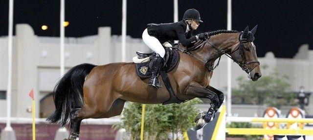 Actualite Cavalier Cheval Equitation Edwina Alexander La Meilleure Cavaliere Du Monde Equitation Cheval Actualite
