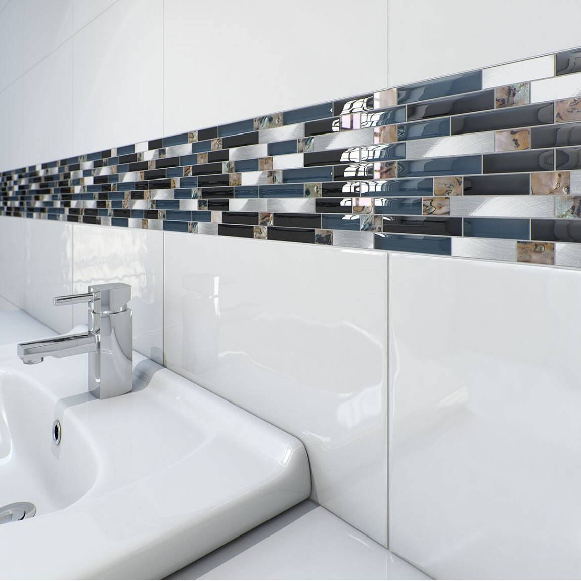 I love these mosaic tiles from Victoria Plumb! | Inspirational ...