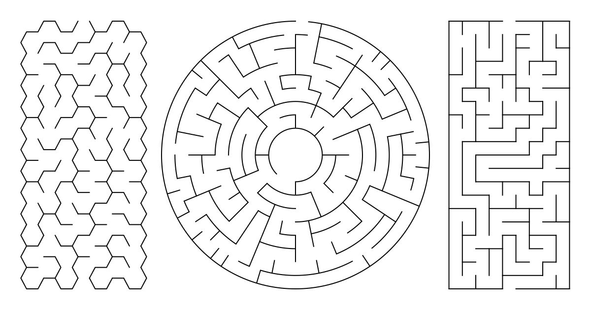 Create Really Cool Mazes With Maze Generator Computer