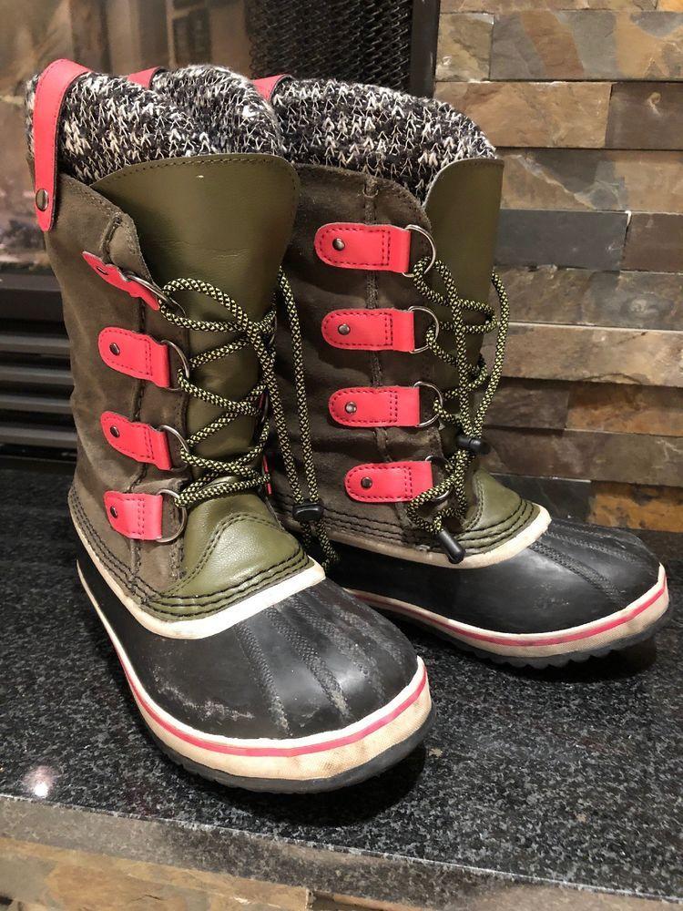 65183cf7ef65 Girls Sorel Winter Waterproof Boots Youth Size 3 EUC  fashion  clothing   shoes  accessories  kidsclothingshoesaccs  girlsshoes (ebay link)