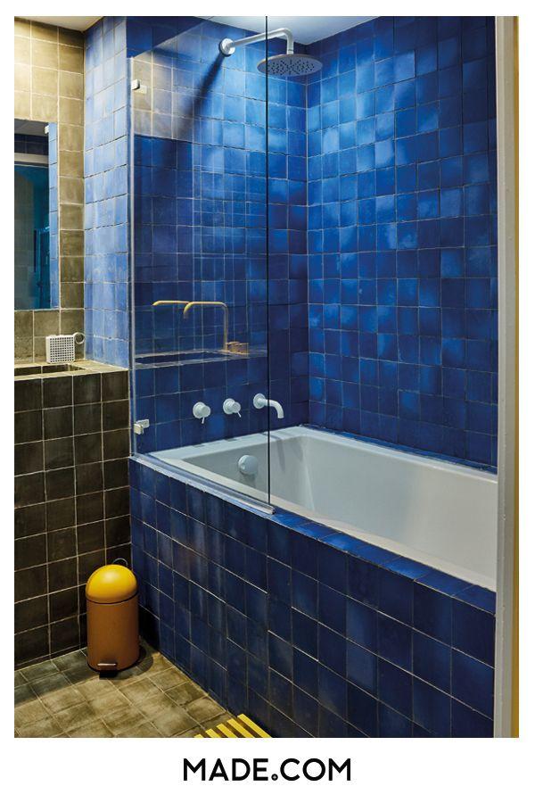 Fifty Shades Of Yay In Diesem Apartment Bekommt Brutalismus Badezimmer Renovieren Badezimmereinrichtung Kleines Badezimmer Umgestalten