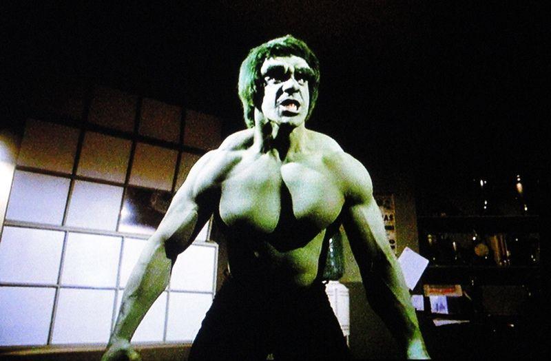 incredible hulk tv show - 800×524