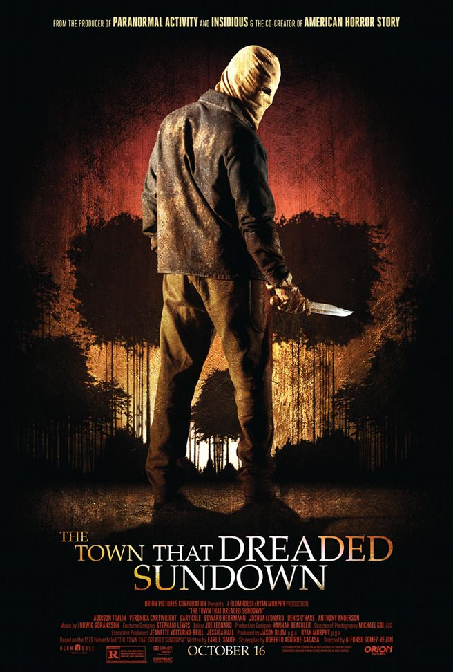The Town That Dreaded Sundown (2014) Theatrical Trailer