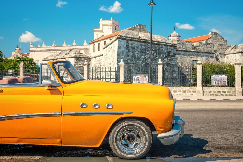 Havana, Cuba puzzle in Street View jigsaw puzzles on ...