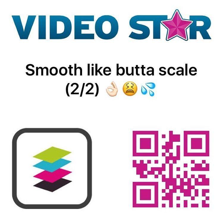 Pin on Video star QR code's ⭐️
