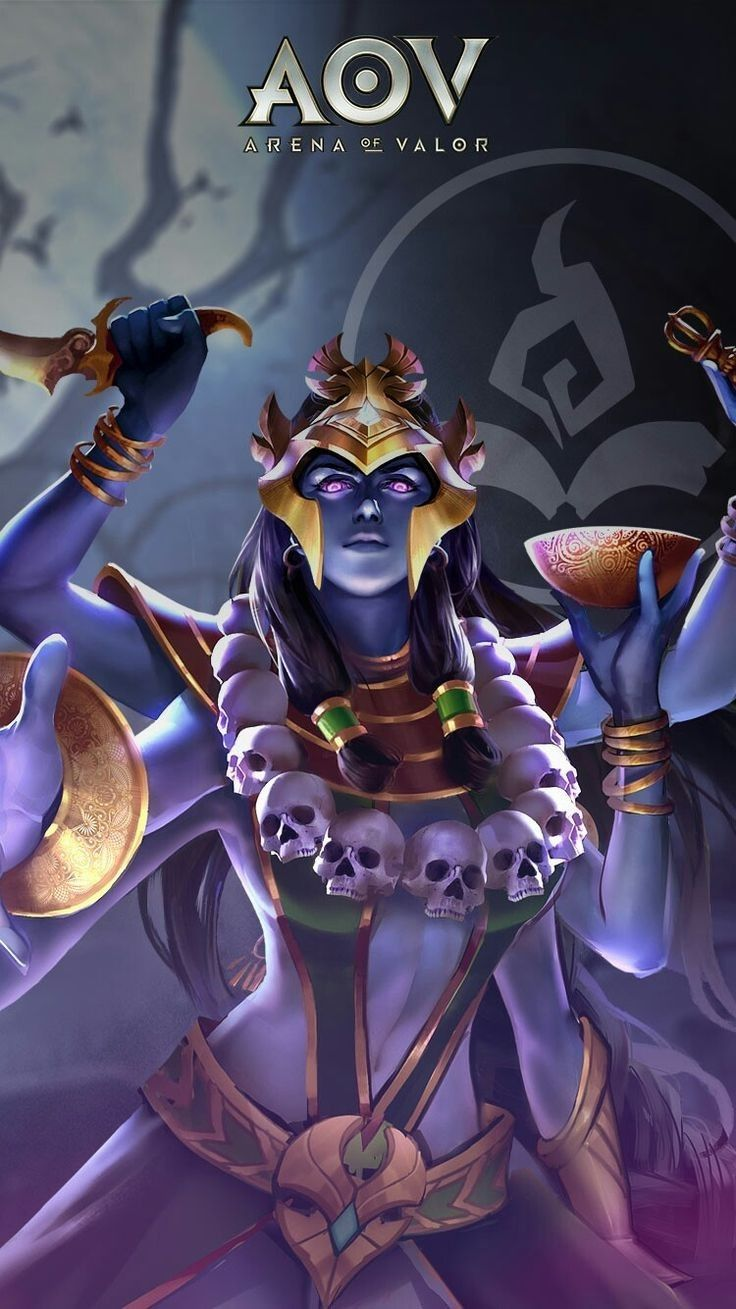 Kahlii Mage Arena Of Valor Aov Arena Of Valor Wallpapers Pinterest Mobile Legends Games And Dragon Quest