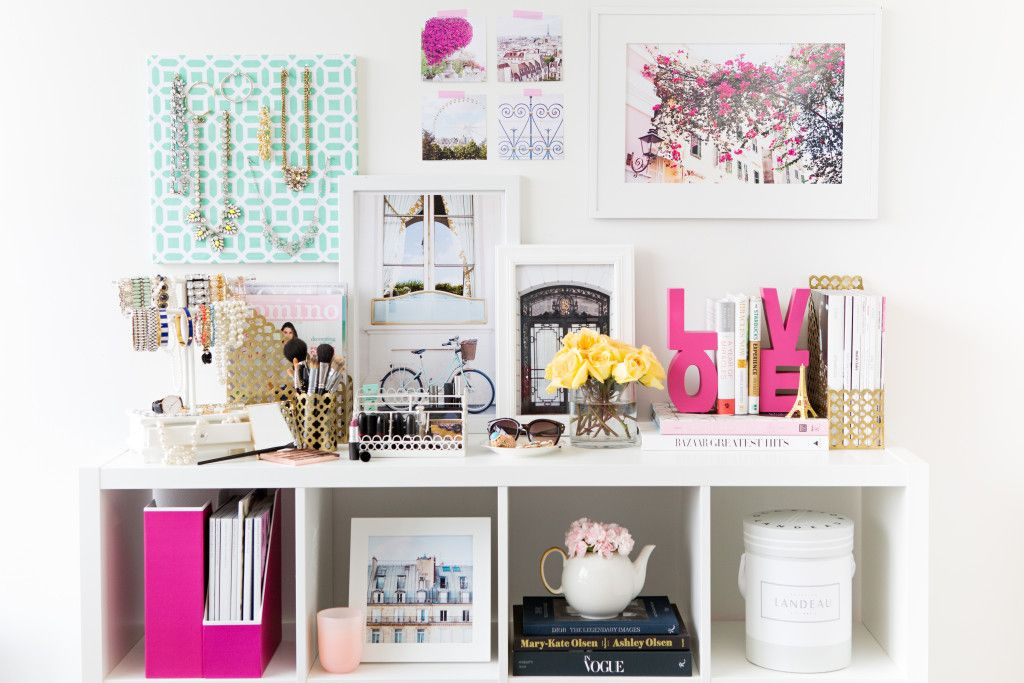 Stylish Pbteen Office By Annawithlove Photography Stylish Room