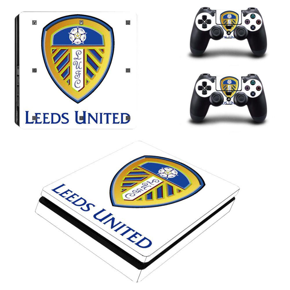 Click To Buy Leeds United Football Club PS Slim Skin Sticker - Custom vinyl stickers leeds