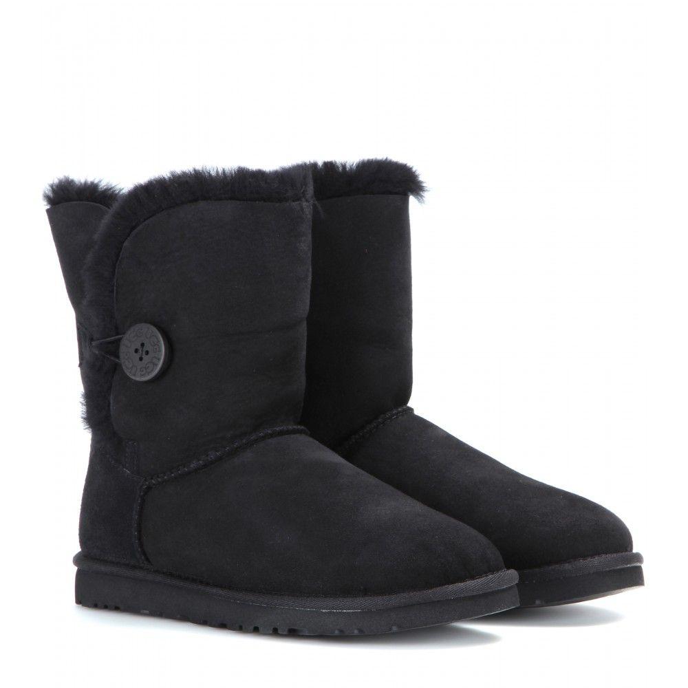 7d622769566 mytheresa.com - Boots Bailey Button - Flacher Absatz - Stiefel ...