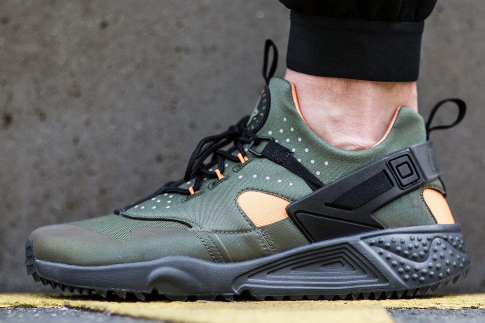 Nike Huarache D'air Veste De Camouflage Gris Livraison gratuite fiable  réduction aaa vente au