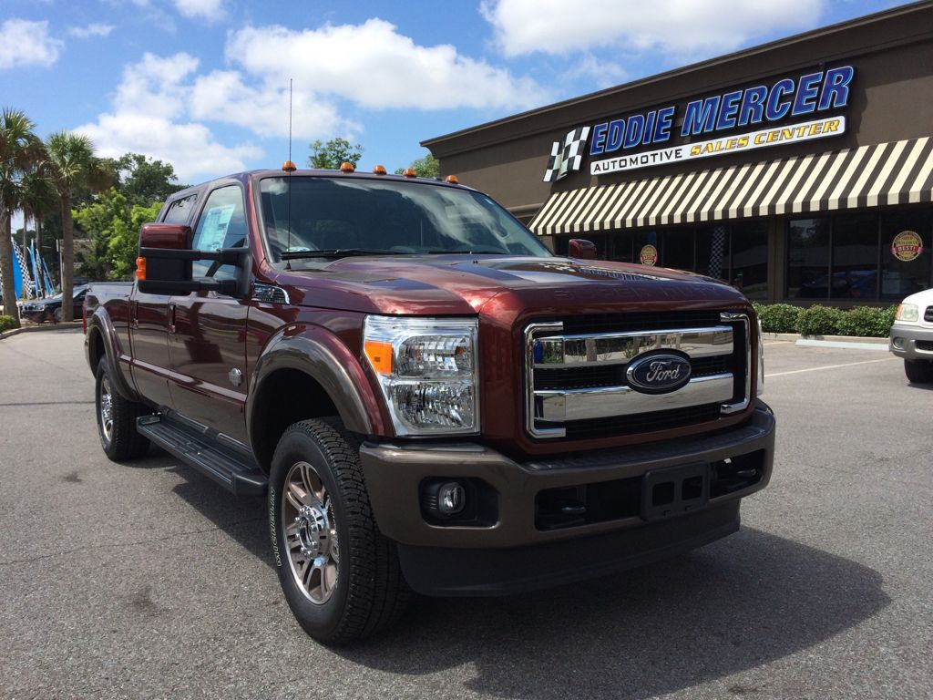 2015 ford f 250 king ranch fx4 truck crew cab