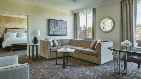 Four Seasons Hotel Washington, DC - Georgetown One Bedroom Suite