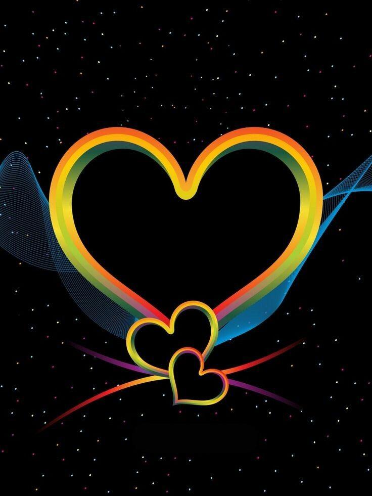 Pin de Gwen Smith en hearts   Pinterest   Marcos, Amor y Fondos