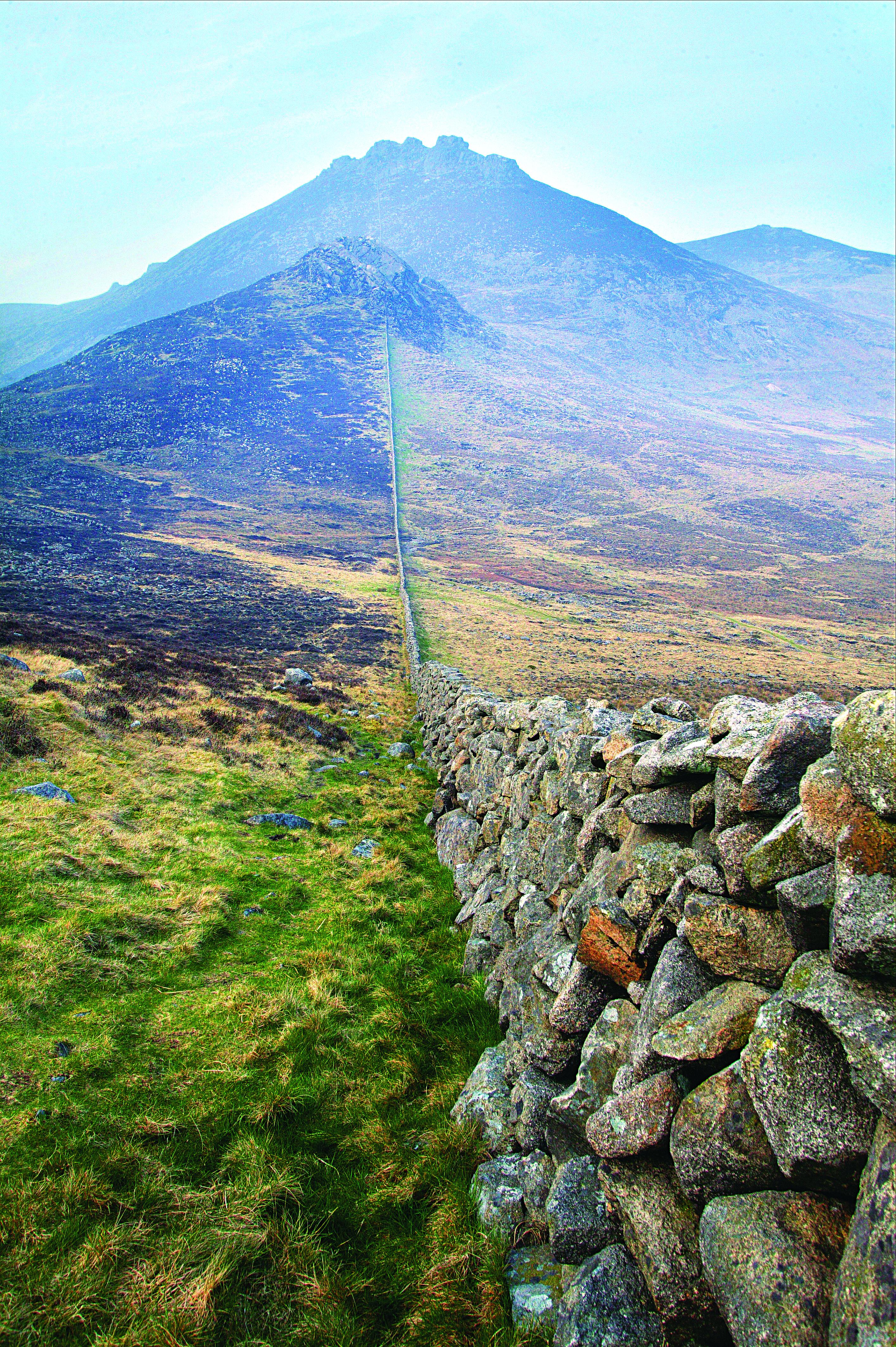 The Mourne Mountains Ireland Landscape Ireland Hiking Ireland Honeymoon