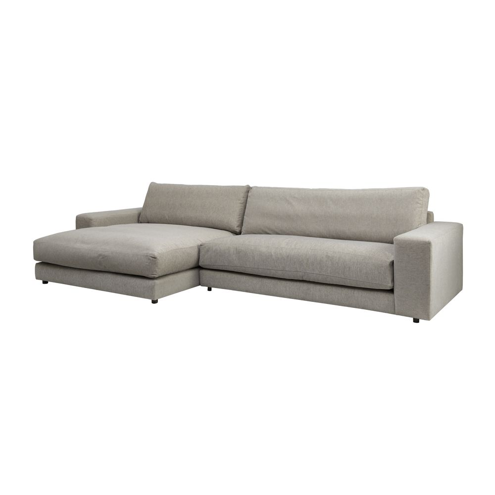 Downey 3 Seat Sofa With Chaise - Living