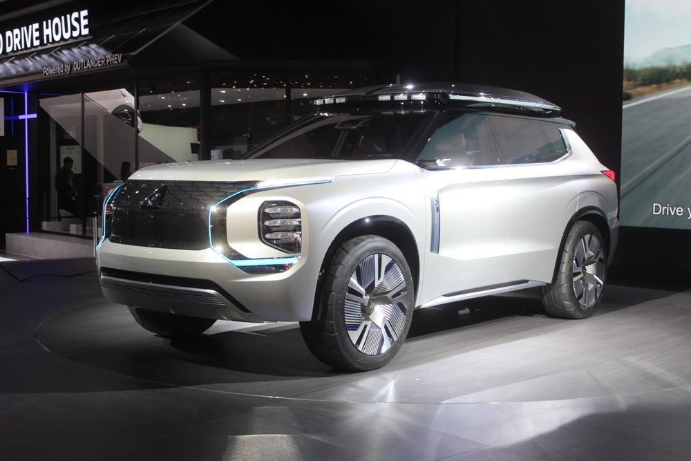 Gallery Concept cars of Geneva 2019 shine LEDs and