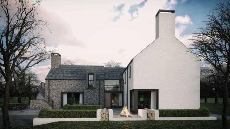 Grillagh Hill | Patrick Bradley Architects | House designs ...