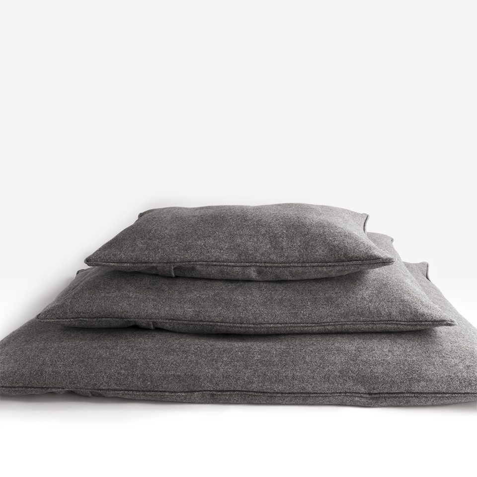 dog bed pillow bed urban wool sizes