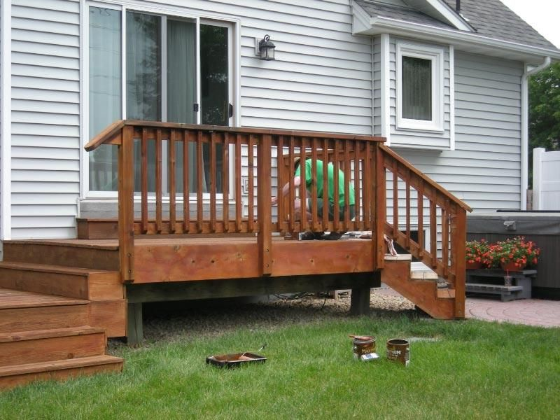 Small Deck Ideas That Are Just Right Porch Design Building A Deck Small Deck
