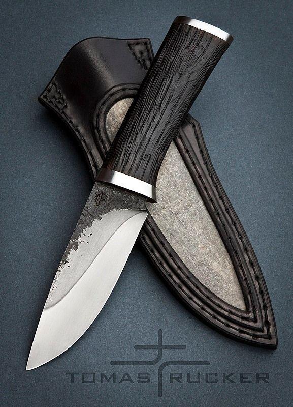 Tomas Rucker Knives