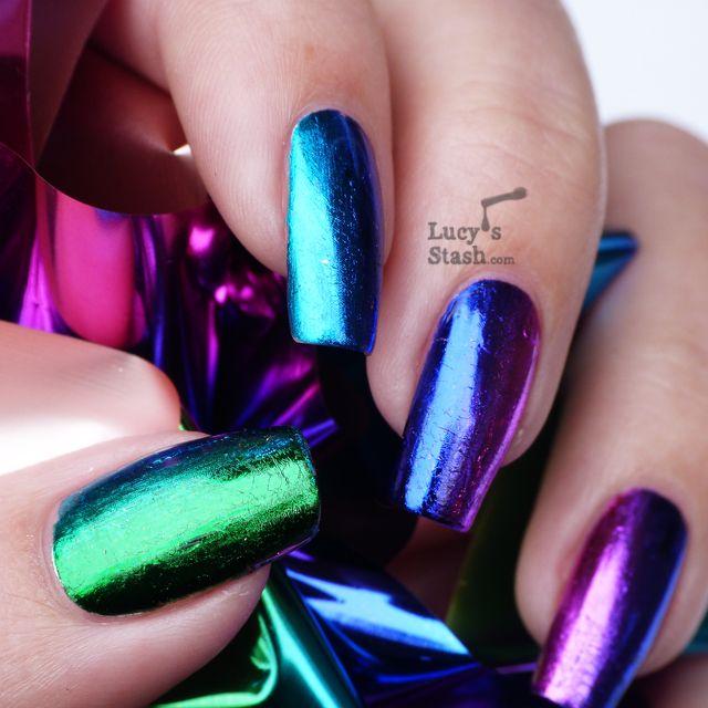 Very Me Metallic Nail Polish Shades: Best 25+ Metallic Nail Polish Ideas On Pinterest