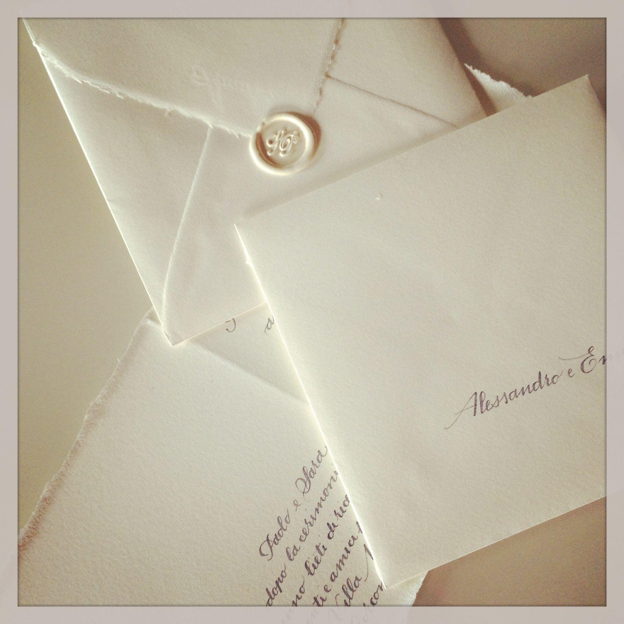 Carta Per Partecipazioni Matrimonio.Partecipazioni In Carta Amalfi Partecipazioni Nozze