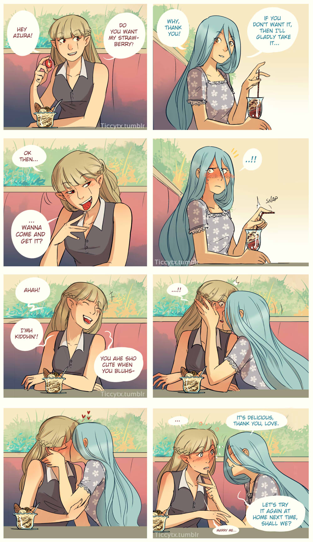 Free yuri hentai comics-3864