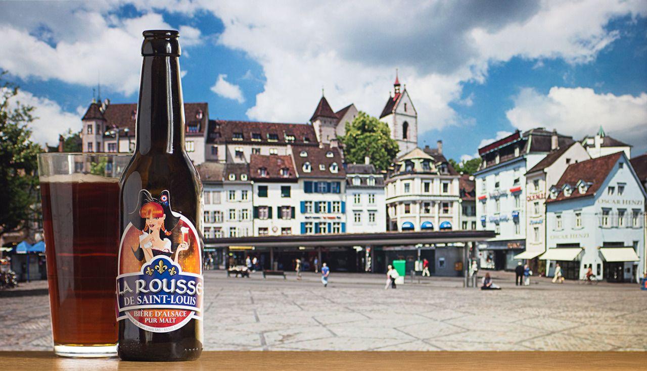 La Rousse De Saint Louis Brasserie De Saint Louis Alsace France Grace A Le Coin Mousse Bale Basel Barfusse Saint Louis Alsace France Boisson