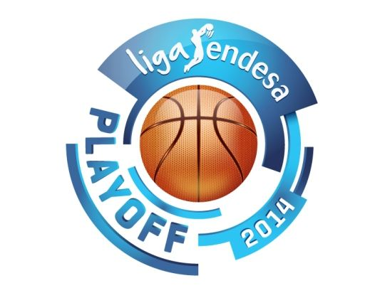Logo Playoff ACB 2014