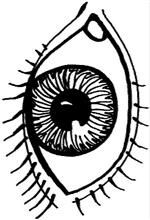 Eye Coloring Sheet Coloring Pages Cool Coloring Pages Human Body