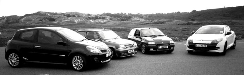 Renault Sport Club Jersey Sept 2011