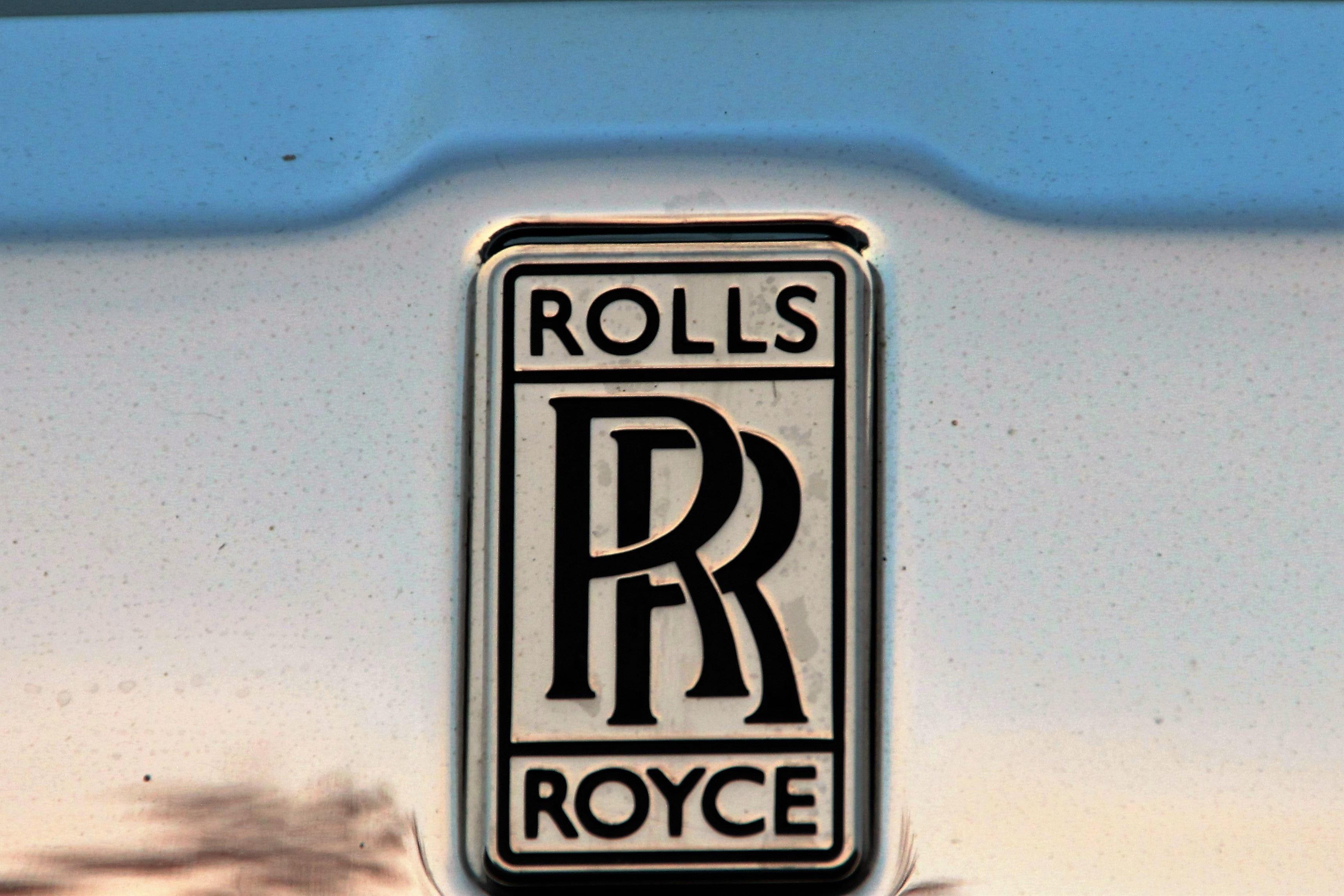 Rolls Royce Logo Wallpaper Group (45+), HD Wallpapers ...